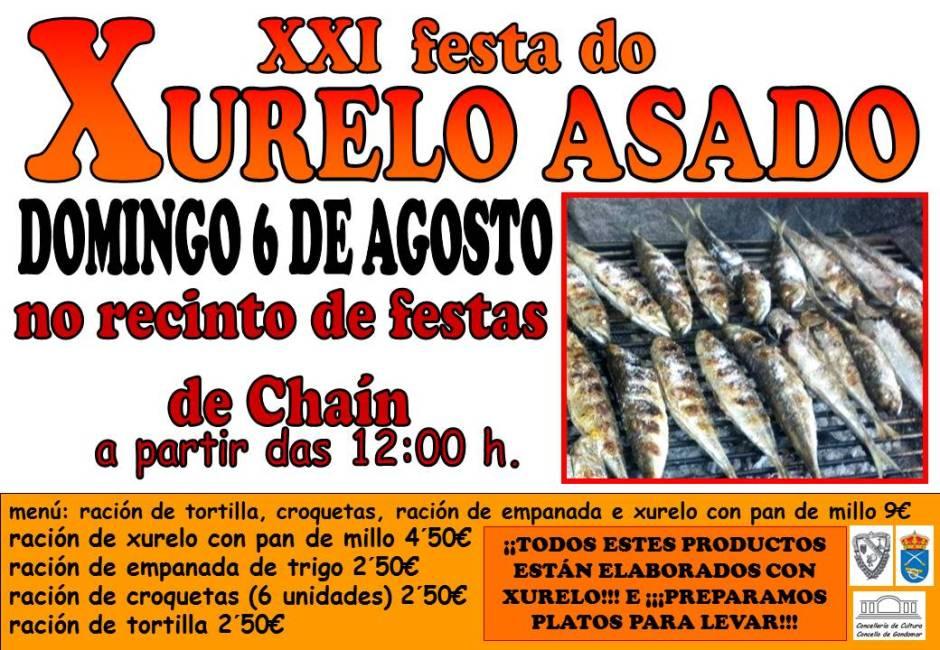 FESTA DO XURELO ASADO EN CHAÍN